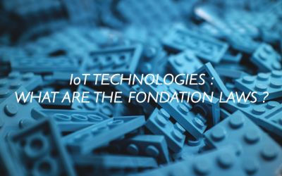 IoT technologies: What are the foundation Laws ?