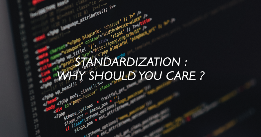 IoT Standardization : Why should you care ?
