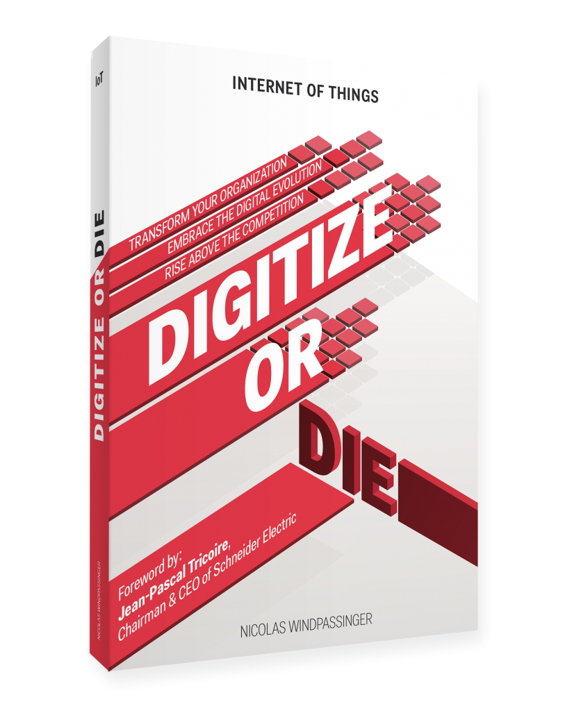 IoT Security to consolidate digitization - IoT Book Digitize Or Die