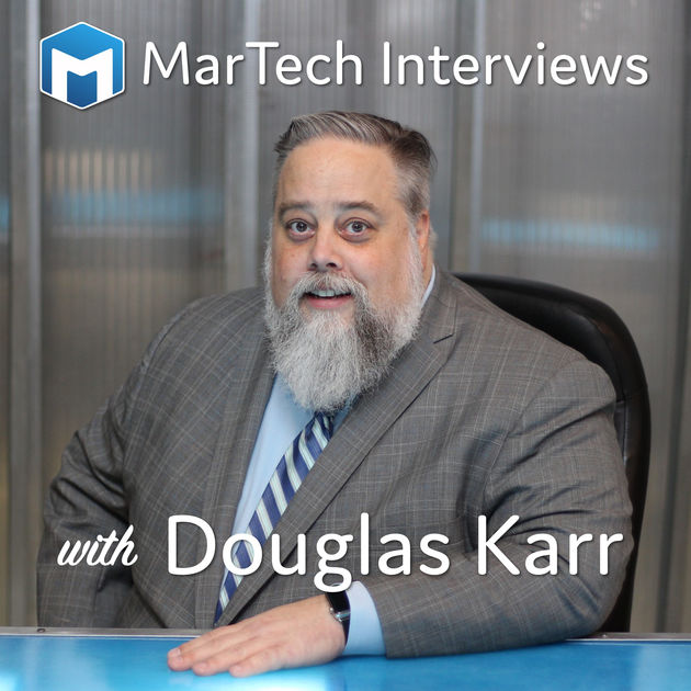 MarTech (The book in the News)