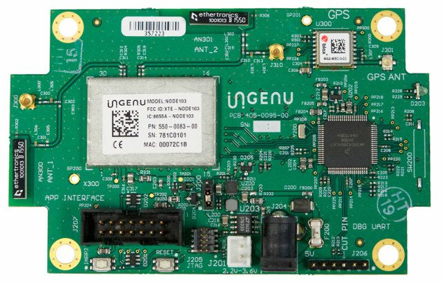 Ingenu RPMA development kit
